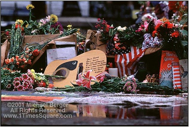 guitar flowers union square